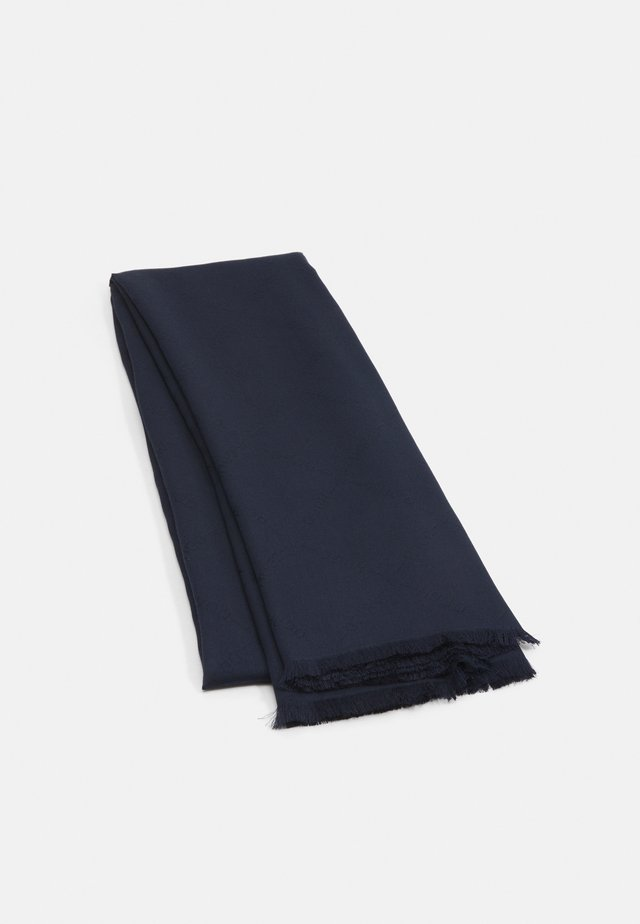 LOGO WRAP - Foulard - dark blue