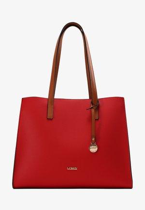 ERPLEL - Handbag - rot