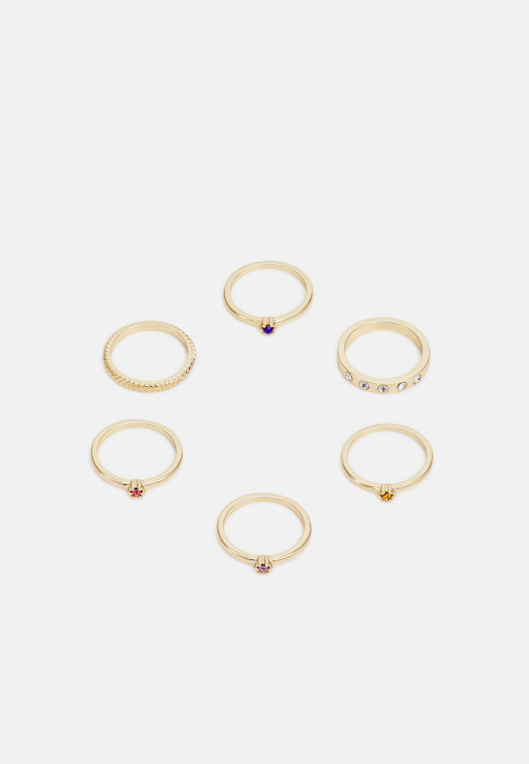 Women PCPOY 6 PACK SET  - Ring