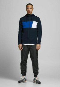 Jack & Jones - Felpa aperta - navy blazer - 1