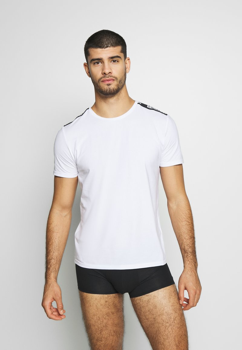 Moschino Underwear - Pyjama top - bianco