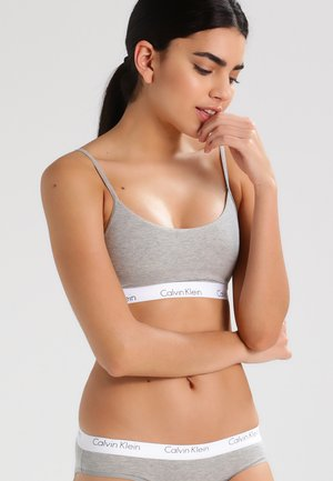 CK ONE COTTON  - Bustier - grey