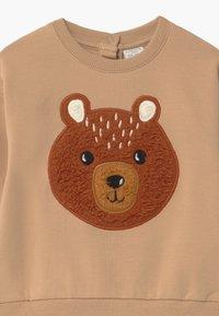 Lindex - BEAR SET UNISEX - Sweater - beige - 3