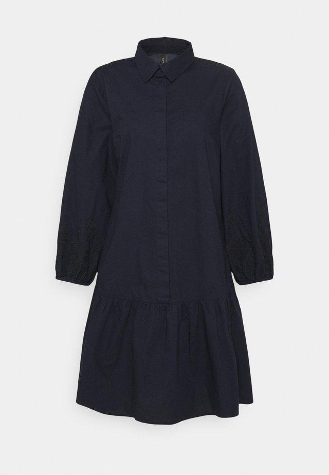 YASCAMOLA  DRESS - Robe chemise - sky captain