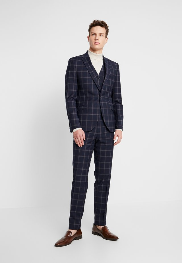 MOWBRAY SUIT - Costume - navy