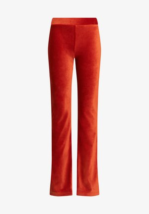 Leggings - Trousers - orange