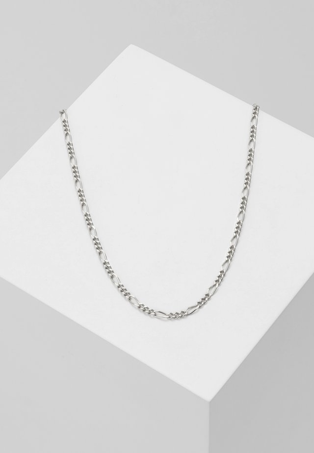 CHAIN NECKLACE - Halsband - silver