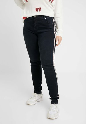 NILLE - Jeans Skinny Fit - dark blue denim