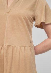 s.Oliver - Day dress - beige - 6