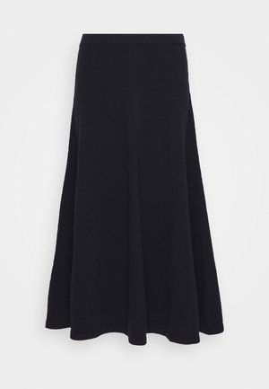 WOMEN´S SKIRT - A-line skirt - dark night