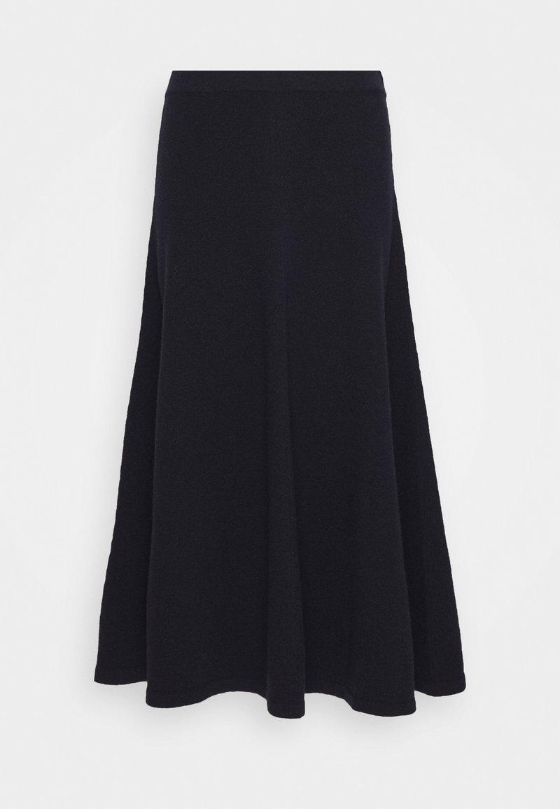 CLOSED - WOMEN´S SKIRT - A-line skirt - dark night