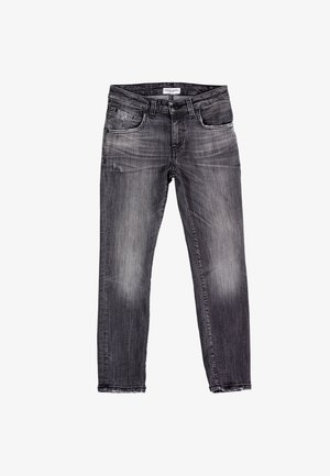 Straight leg jeans - nero