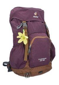Deuter - ZUGSPITZE 22 SL - Backpack - aubergine/lion - 2