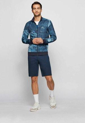 SKARLEY - Zip-up sweatshirt - marine