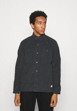 OVERSHIRT - Summer jacket - asphalt grey