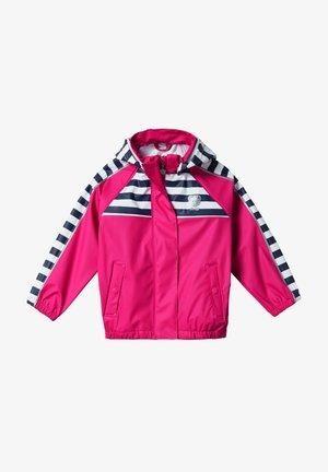 RAGLAN - Waterproof jacket - vivacious