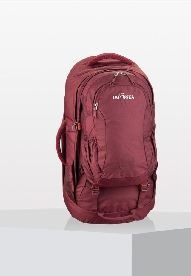 Rucksack - bordeaux red
