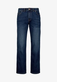 Next - WITH STRETCH - Bootcut jeans - blue denim - 3