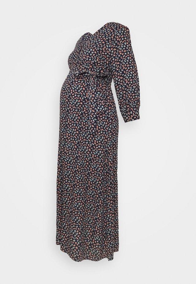 PCMBRENNA ANKEL DRESS  - Denní šaty - maritime blue