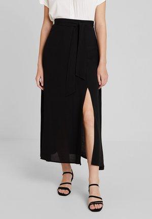 CABENA - Pencil skirt - black