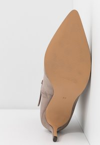 Anna Field - High heeled ankle boots - taupe - 6