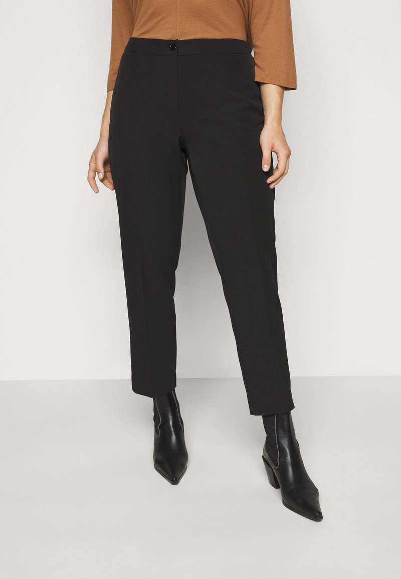 Persona by Marina Rinaldi - RENIA - Trousers - black
