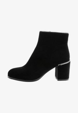 ZAGO - Kotníkové boty - black