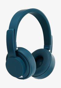 Urbanista - SEATTLE BLUETOOTH - Headphones - blue petroleum - 1