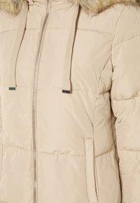 Springfield - Winter coat - beige - 3