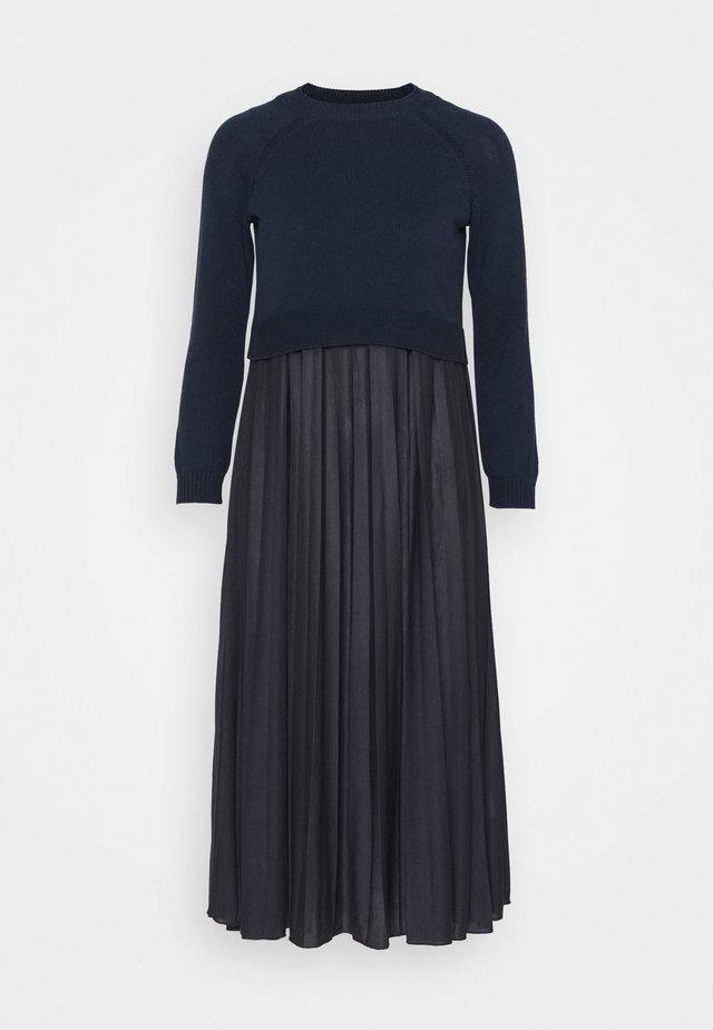 AIDONE  - Korte jurk - blau