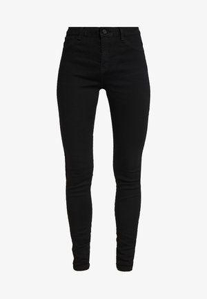 ANARCHY RISE - Jeans Skinny Fit - black