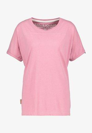 Basic T-shirt - lavender