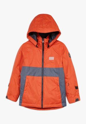 LWJOSHUA  - Snowboardová bunda - red