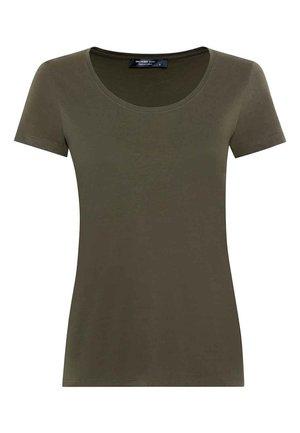 Basic T-shirt - fango