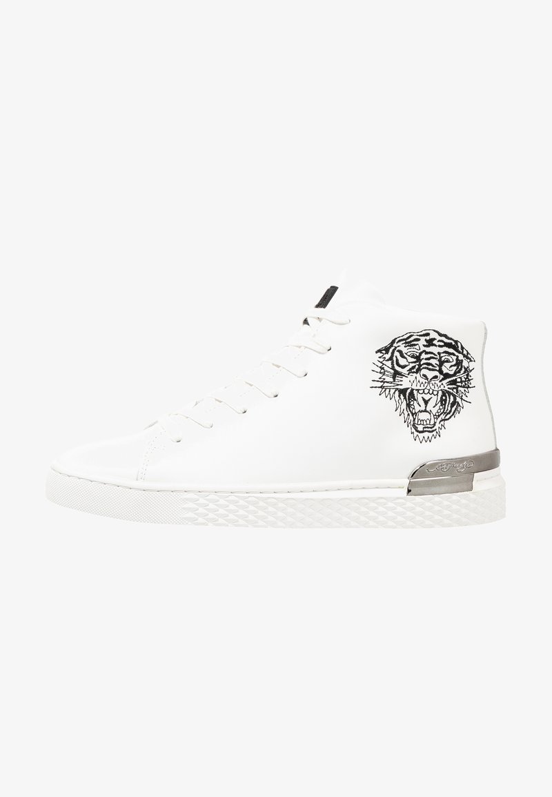 Ed Hardy - BEAST - Sneakers high - white