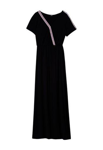 WITH LOGO - Day dress - black