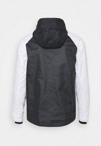 Nike Performance - TRAIL WINDRUNNER  - Hardloopjack - black/smoke grey/white - 7