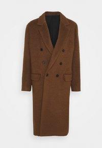 CAMPO - Klassinen takki - clove brown
