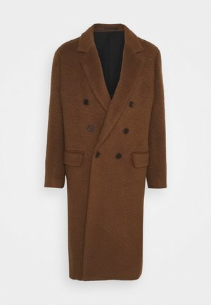 CAMPO - Classic coat - clove brown