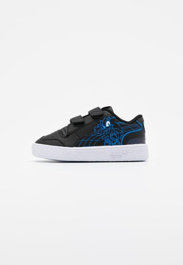 SEGA RALPH SAMPSON - Zapatillas - black/palace blue