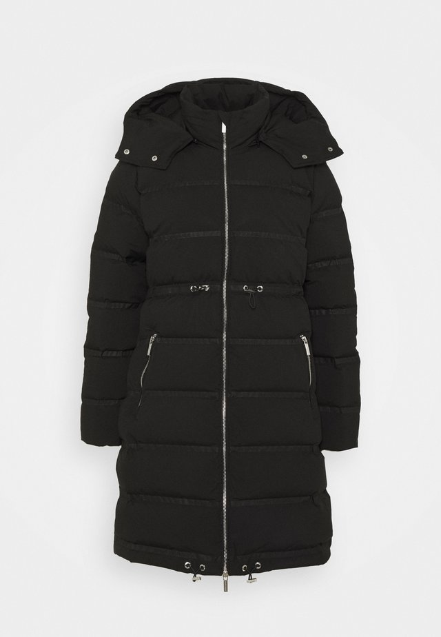 GIACCA - Down coat - black