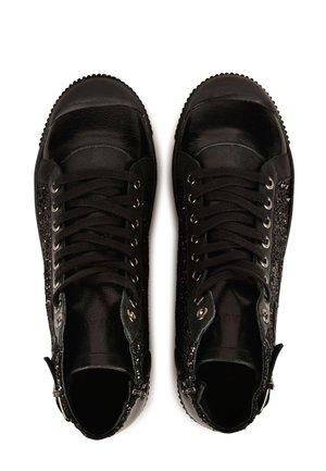 LATSA - Sneakers hoog - black