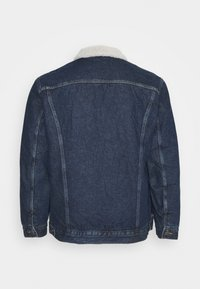 Lee - SHERPA JACKET - Allvädersjacka - dark-blue denim - 1