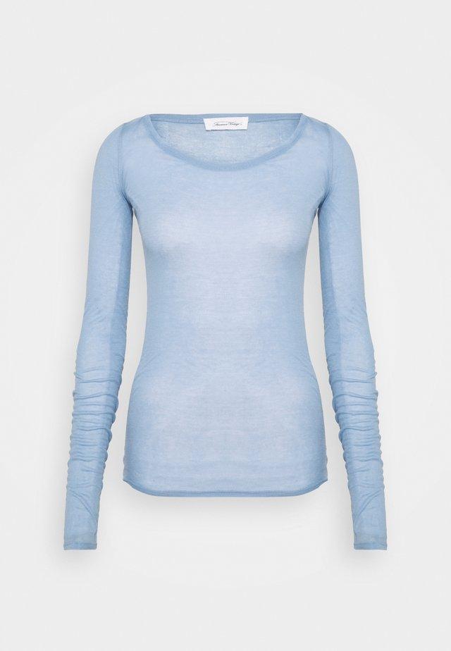 Langærmede T-shirts - oceanie