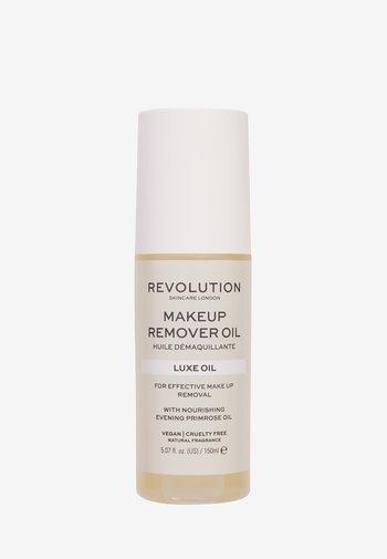REVOLUTION SKINCARE MAKE UP REMOVER OIL - Makeup remover - -
