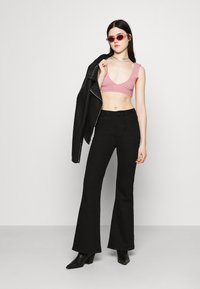 Missguided - Top - rose - 1