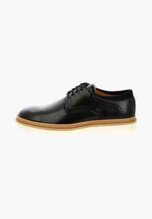 SPOLETO - Šněrovací boty - black