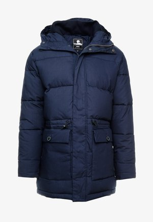 Winter coat - dress blue