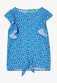 Benetton - SLEEVELESS - Blusa - blue - 0