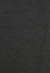 Denim Project - LONGY TEE 3 PACK - Basic T-shirt - black/white/dark grey melage - 5